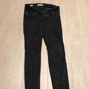 Madewell Skinny Maternity Jeans
